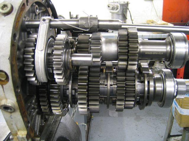 Toyota W50 Gearbox Repair Manual