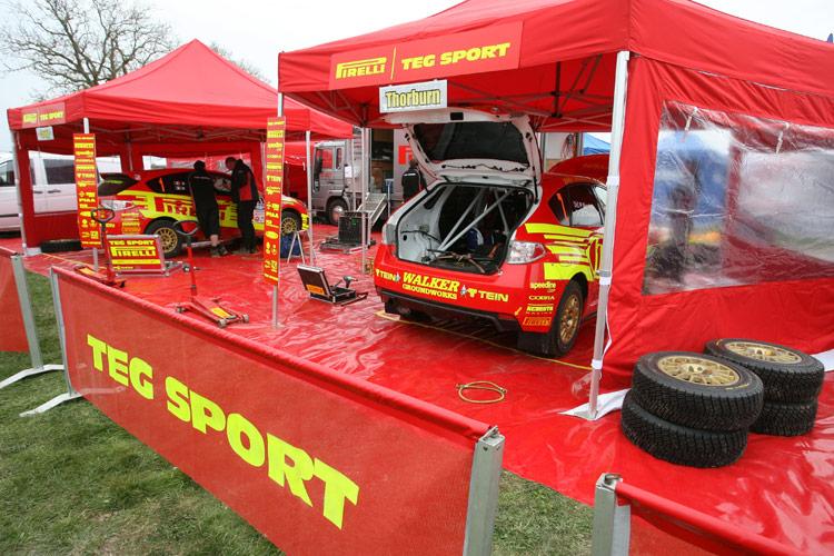 TEG Sport - Subaru & Motorsport Specialists